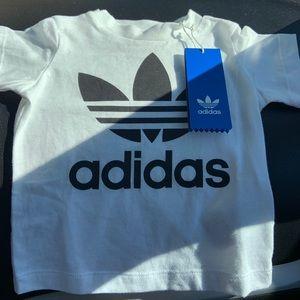 NEW Adidas infant shirt unisex